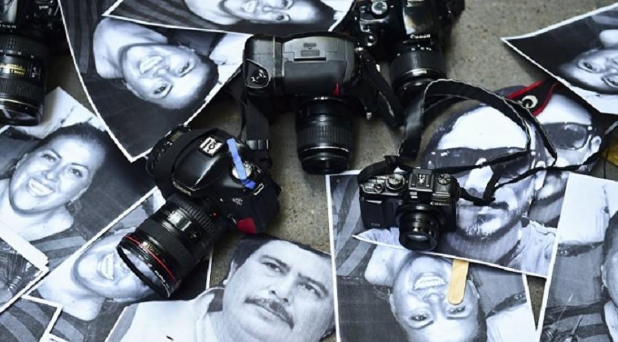 Periodistas-México
