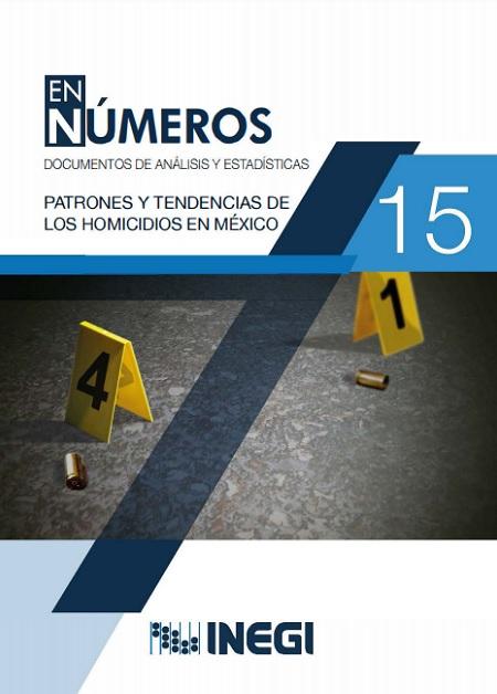 Patrones y tendencias de los homicidios en México