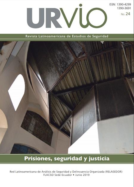 Dossier Prisiones, seguridad y justicia - Urvio No. 24