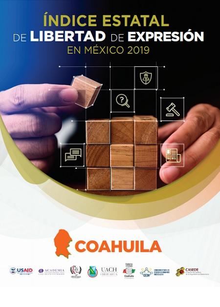 Índice estatal de libertad de expresión en México 2019/Coahuila