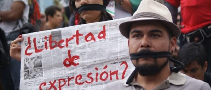 8 de cada 10 periodistas denuncian haber sido intimidados: Casede