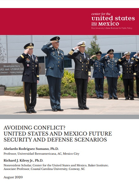 Avoiding Conflict? United States and Mexico Future Security and Defense Scenarios