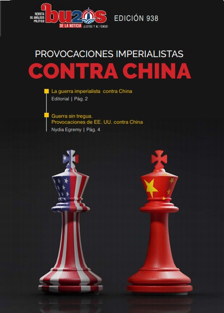 Provocaciones imperialistas contra China