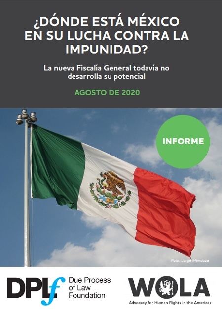 ¿Dónde está México en su lucha contra la impunidad?