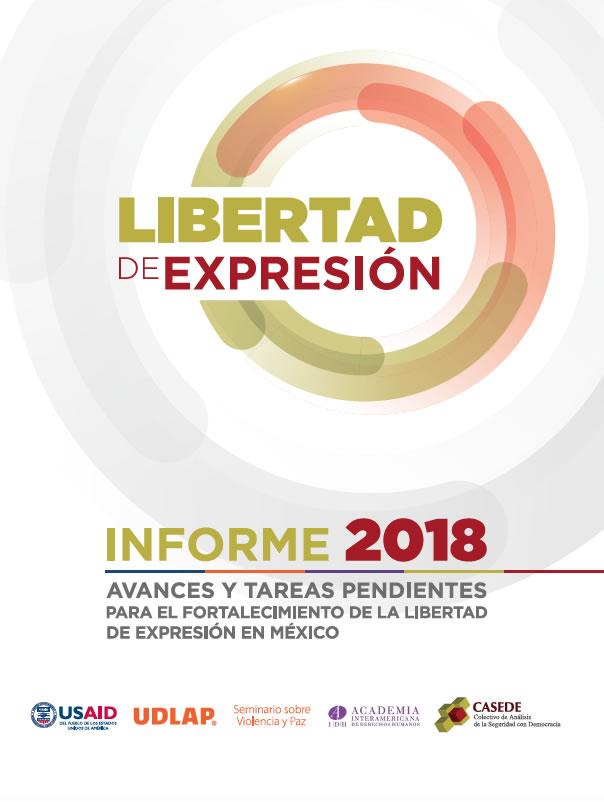 Informe Libertad de Expresión 2018