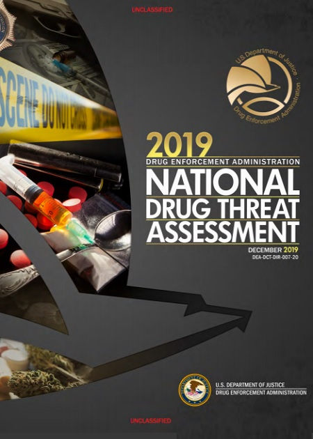 2019 National Drug Threat Assessment