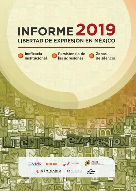Informe Libertad de Expresión 2019
