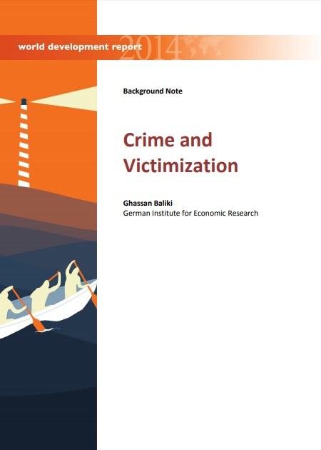 Crime and Victimization