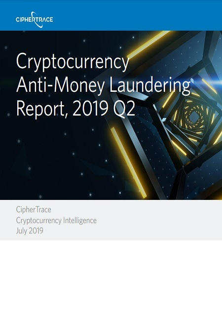 Cryptocurrency Anti-Money Laundering Report, 2019 Q2