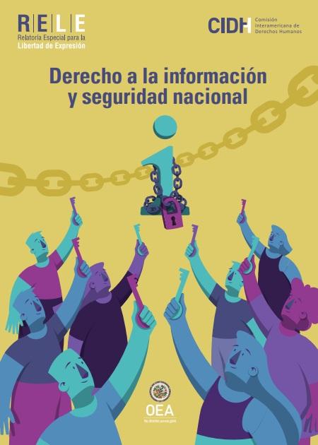 Derecho a la información y seguridad nacional