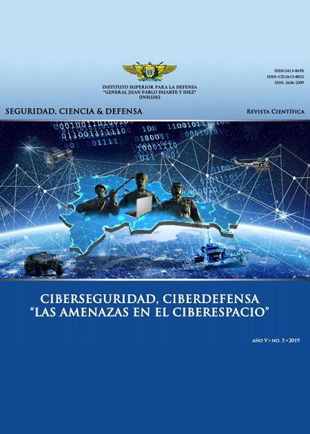 """Ciberseguridad, Ciberdefensa """"Las Amenazas en el ciberespacio"""""""