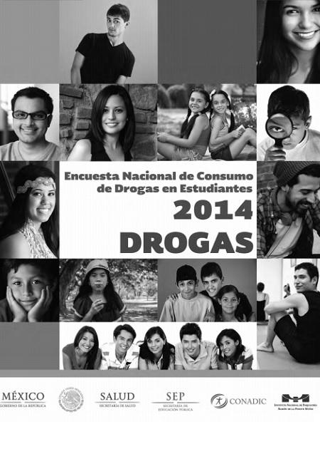 Encuesta Nacional de Consumo de Drogas en Estudiantes 2014