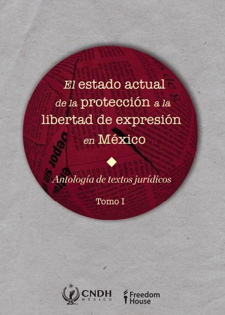 El estado actual de la protección a la libertad de expresión en México