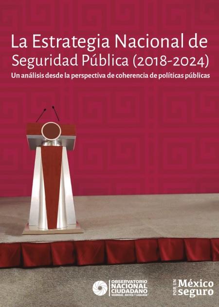 La Estrategia Nacional de Seguridad Pública (2018-2024)
