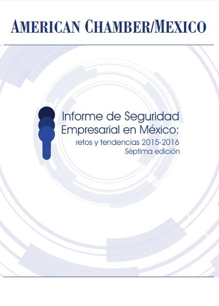 Informe Seguridad Empresarial 2015-2016