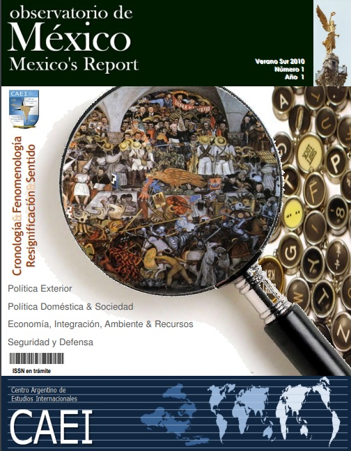 Observatorio de Mexico Verano Sur