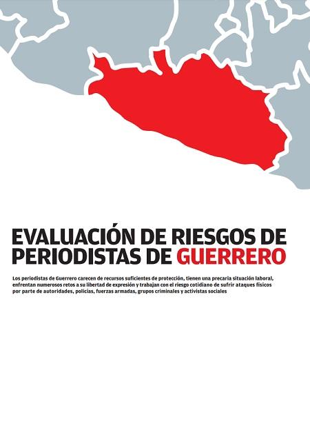 Evaluación de riesgos de periodistas de Guerrero