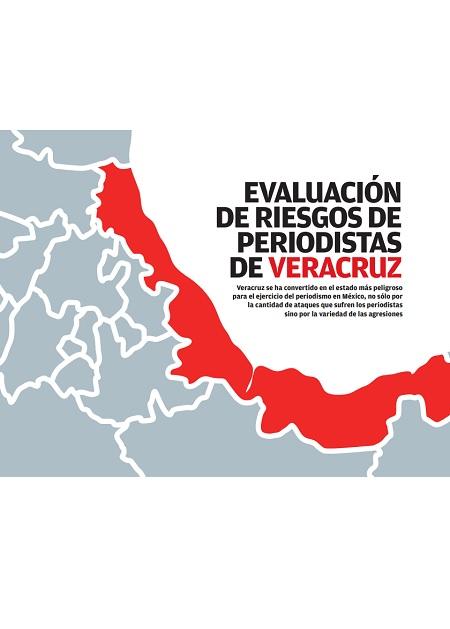 Evaluación de riesgos de periodistas de Veracruz