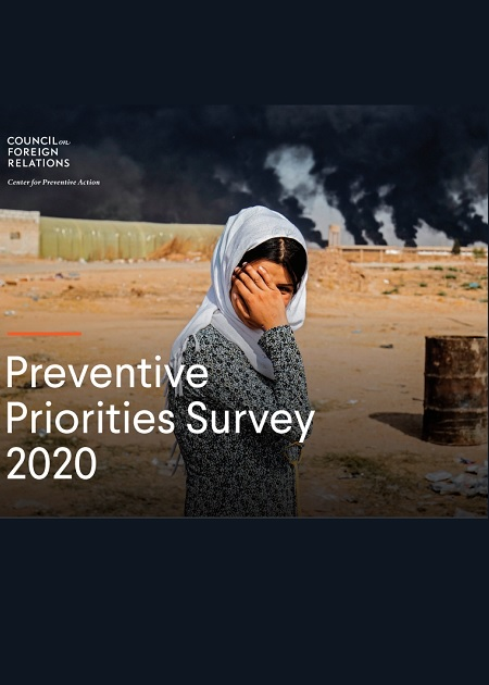 Preventive Priorities Survey 2020