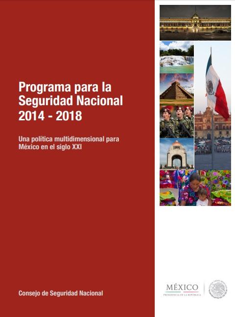 Programa para la Seguridad Nacional 2014-2018