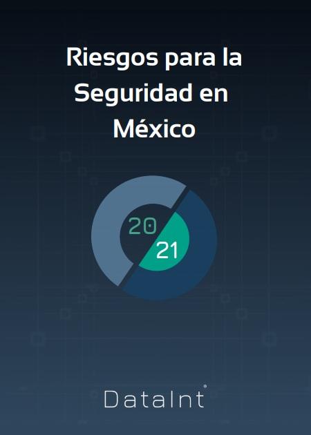 Riesgos para la Seguridad en México
