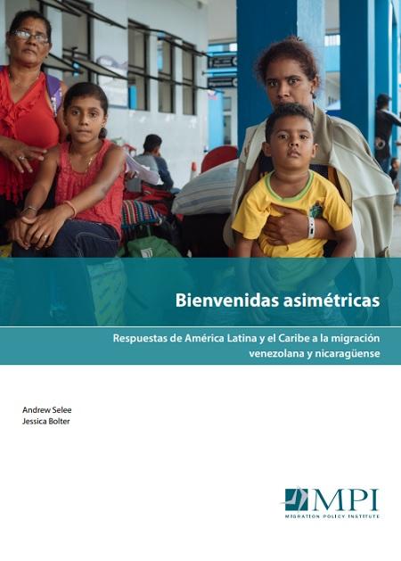Respuestas de América Latina y el Caribe a la migración venezolana y nicaragüense