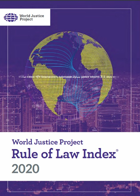 The World Justice Project Rule of Law Index 2020