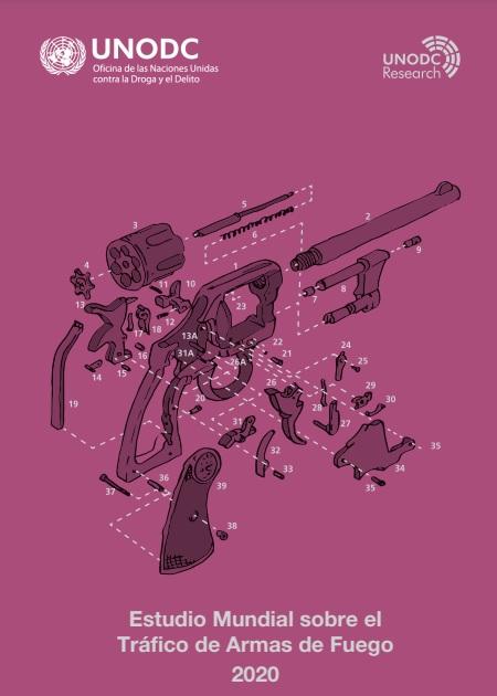 Estudio Mundial sobre el Tráfico de Armas de Fuego 2020
