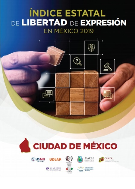 Índice estatal de libertad de expresión en México 2019/Ciudad de México
